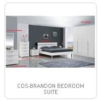 COS-BRANDON BEDROOM SUITE